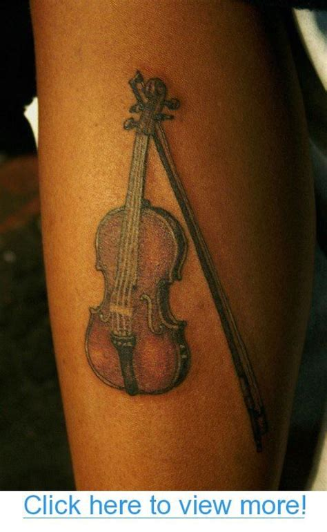 pinterest violin tattoo violin tattoo designs musical tattoos pinterest