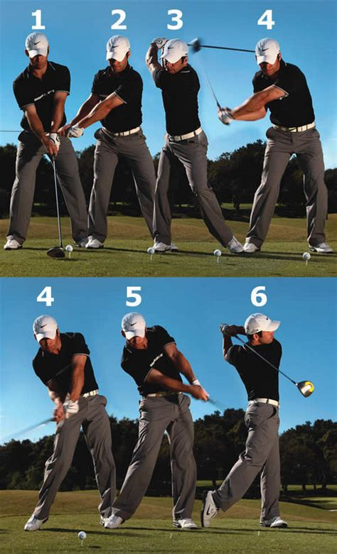 the ideal golf swing the perfect golf swing