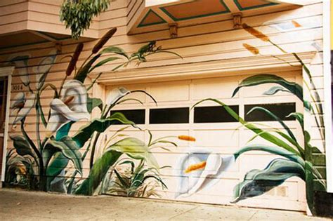 garage door art graffiti art customize your garage door photo gallery