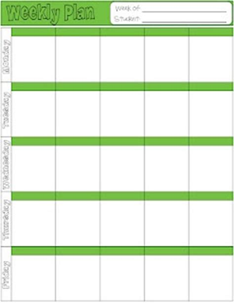 free printable homeschool teacher planner free printable homeschool lesson plan page 6 colors
