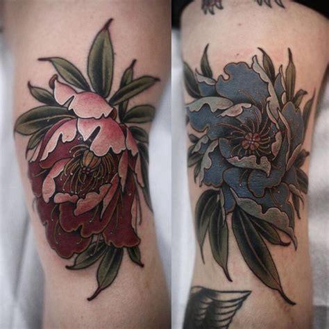 tattoo knee pinterest 30 best flower knee tattoos for women images on pinterest