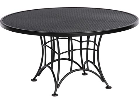 Wrought Iron Patio Coffee Table Woodard Hamilton Wrought Iron Coffee Table 6k0038