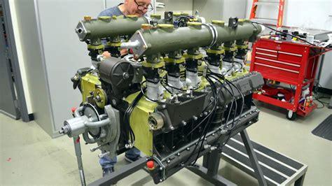 porsche 917 engine watch a porsche 917 flat 12 engine rebuilt in 3 minutes