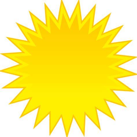 sun clipart sun clip at clker vector clip