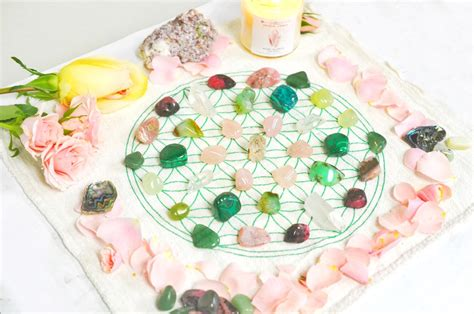 Room Layout Tools crystal grid how to make your own crystal gridsenergy