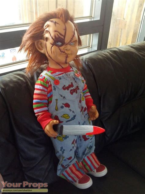 chucky movie prop for sale seed of chucky lifesize chucky replica movie prop