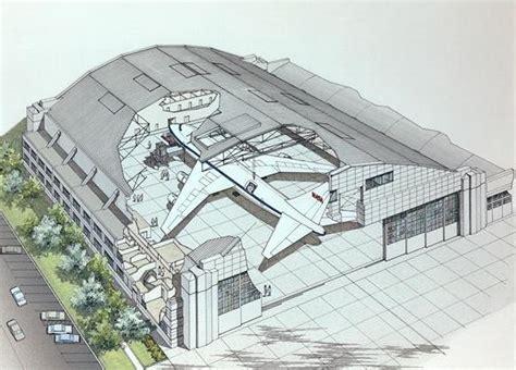 building layout en español hangar wikipedia