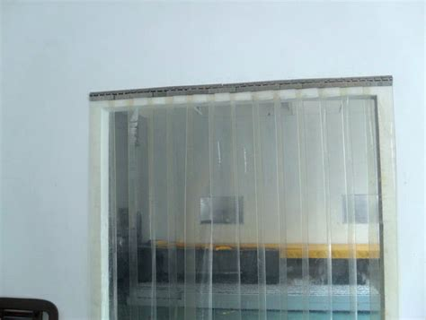 vinyl strip curtains pvc strip door curtains home design ideas