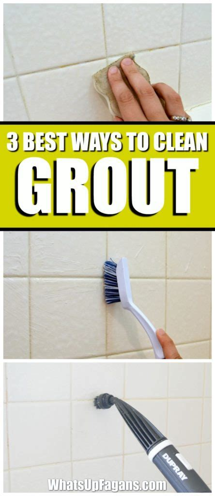best way to clean your bathroom 3 of the best ways to clean grout in your bathroom