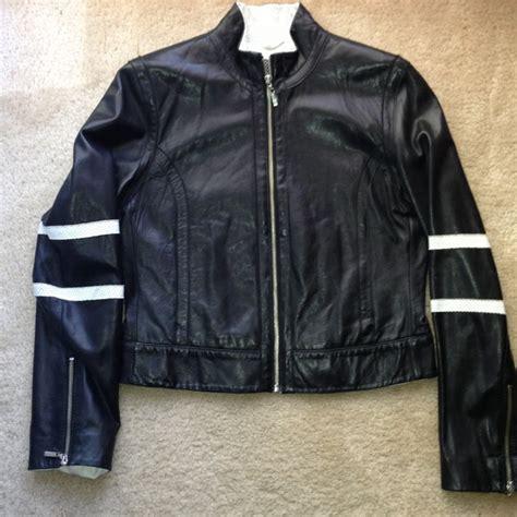 New Venus Blazer 63 venus williams jackets blazers black leather jacket from zaira s closet on poshmark