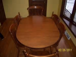 tell city dining room set 650 tell city furniture dining set for sale in joliet