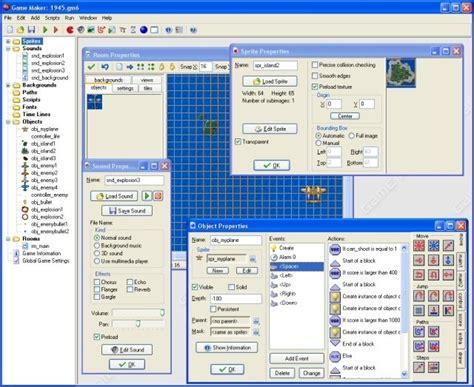 design games to download game maker 8 1 download