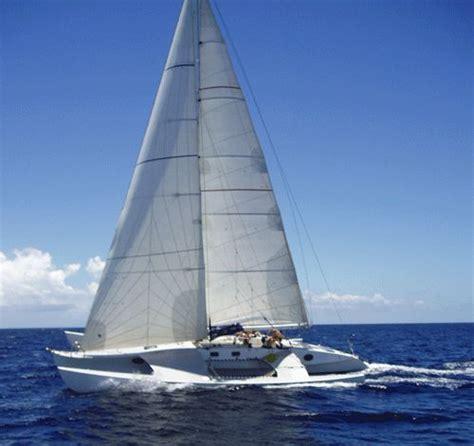 catamaran cruising costs 184 best images about trimaran sailing on pinterest