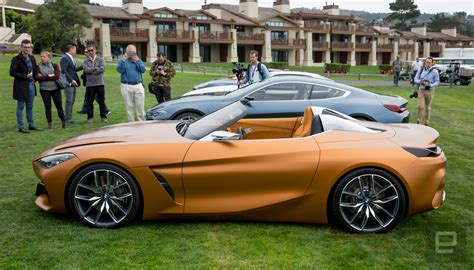 new bmw 2018 z4 new 2018 z4 official concept pics