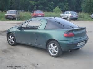 Opel Tigra 1998 1998 Opel Tigra Pictures 1 4l Gasoline Ff Automatic