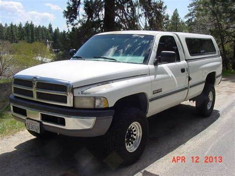 active cabin noise suppression 1998 dodge ram 2500 club electronic throttle control find used 1996 dodge ram 2500 diesel california in idyllwild california united states for us