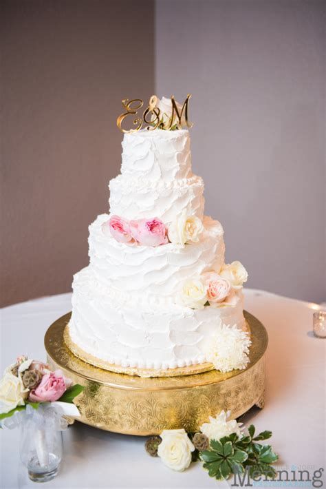 Wedding Cake Youngstown Ohio by Favorite Wedding Cakes 2015 Year In Review
