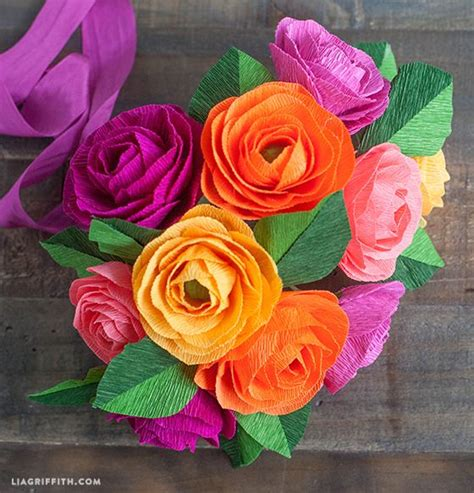 pattern crepe paper flowers 130 best images about diy flowers felt fabric paper on