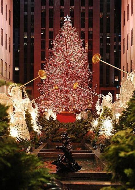 beautiful   christmas   york city usa christmas