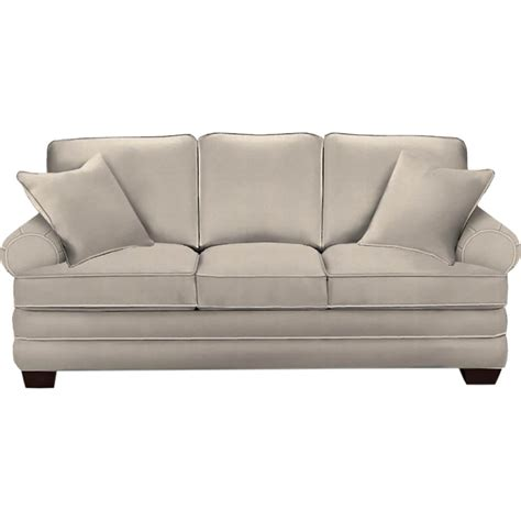 hgtv home design studio by bassett sock arm sofa
