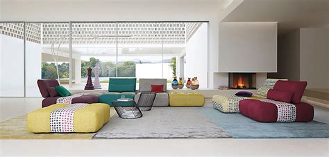 canapé rochebobois living parcours corner composition sofas from roche