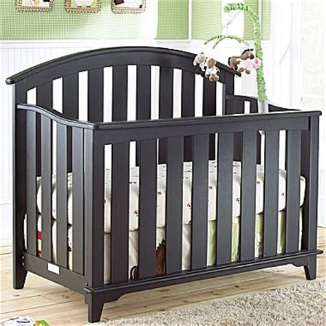 Jc Crib by Convertible Crib Tribeca Black 2nd Edition Jcpenney