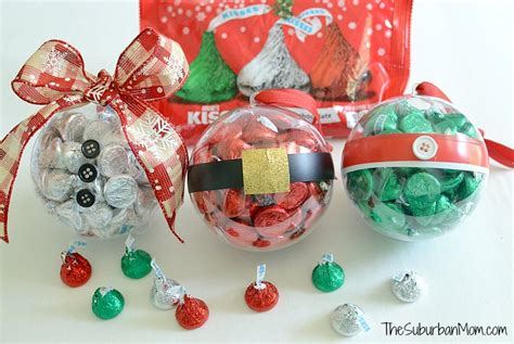 hershey kisses christmas crafts diy ornaments with hershey s kisses