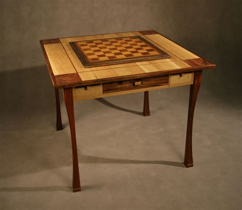 chess table with chairs custom chess game table oak rosewood