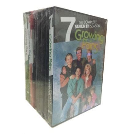 Growing Set by Growing Pains Seasons 1 7 Dvd Boxset Freeshipping