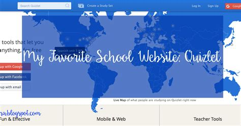 7 Of My Favorite Entertainment Websites by Chic In Carolina My Favorite School Website Quizlet