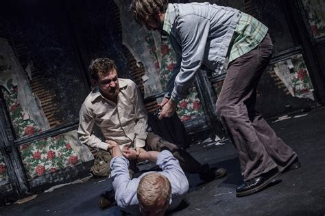 on the edge of magnificence books magnificence finborough theatre review