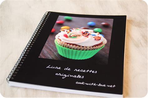 faire livre de cuisine id 201 e cr 233 er livre de recettes personnalis 233
