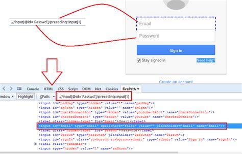 selenium xpath pattern how to write dynamic xpath in selenium webdriver