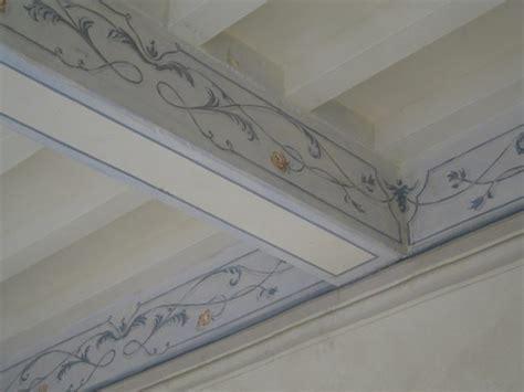 decori soffitto decorazioni classiche maurizio magretti affreschi