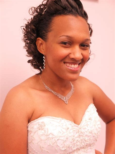 Wedding Hairstyles For Weave by Hairstyles For Relaxed Hair No Weave Weddingbee