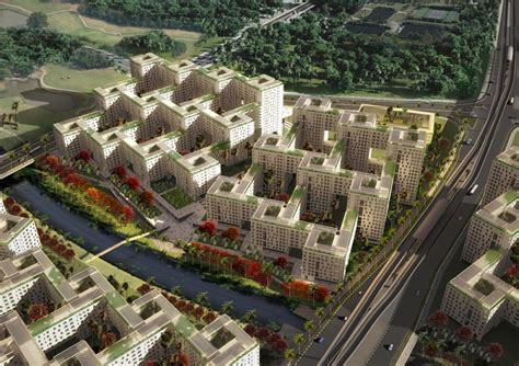 master plan housing punggol waterfront master plan housing design program