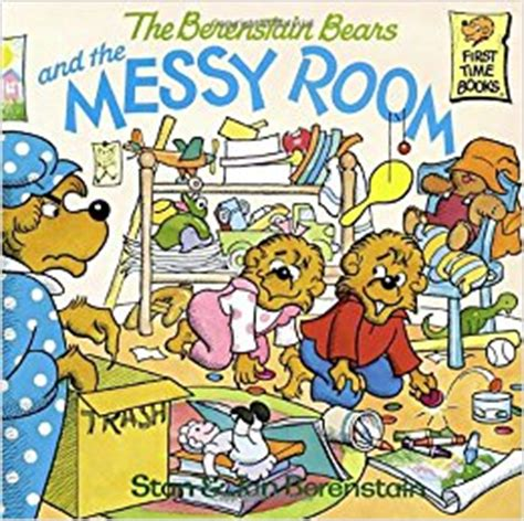 berenstain bears room the berenstain bears and the room stan berenstain jan berenstain 9780394856391