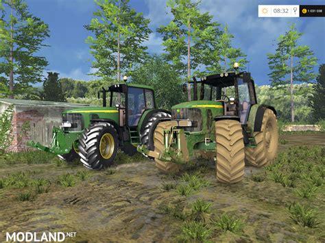 Deer Ls by Deere 6820 Washable V 2 0 Mod For Farming