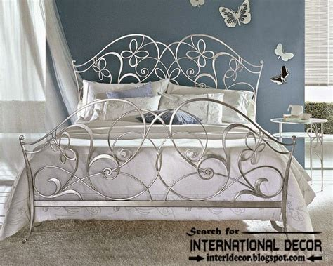 Wrought Iron Bed Headboards by Stylish Italian Wrought Iron Beds And Headboards 2015