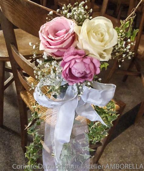 decoration banc eglise decoration banc eglise pour mariage