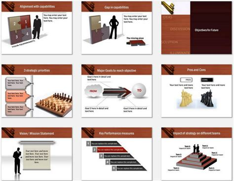 business idea presentation template powerpoint key business idea template