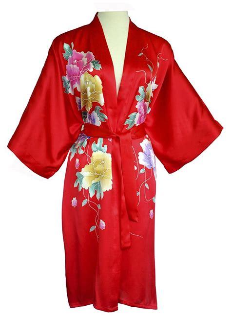kimono robe silk kimonos amazinggracehk traditional and
