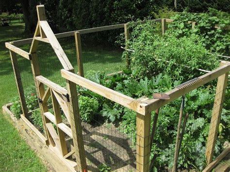 Deer Proof Vegetable Garden Deer Proof Garden Design Garden