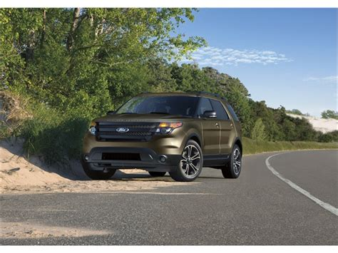 2015 Ford Explorer Prices Reviews 2015 Ford Explorer Prices Reviews And Pictures U S News World Report