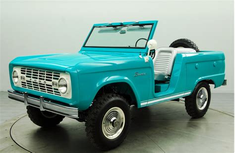 bronco car grayson ford bronco the timeline of an icon ford trucks com