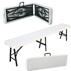 plastic folding bench seat palm springs 6ft 180cm folding plastic bench seats 4