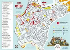 Cadiz Spain Map by Map Of Cadiz Spain