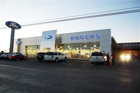 midland ford lincoln rogers ford lincoln inc midland tx 79704 car dealership