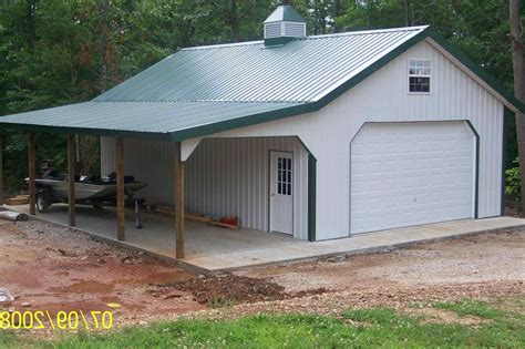 Garage Plans And Prices galleries green pole barn example s reedus metals