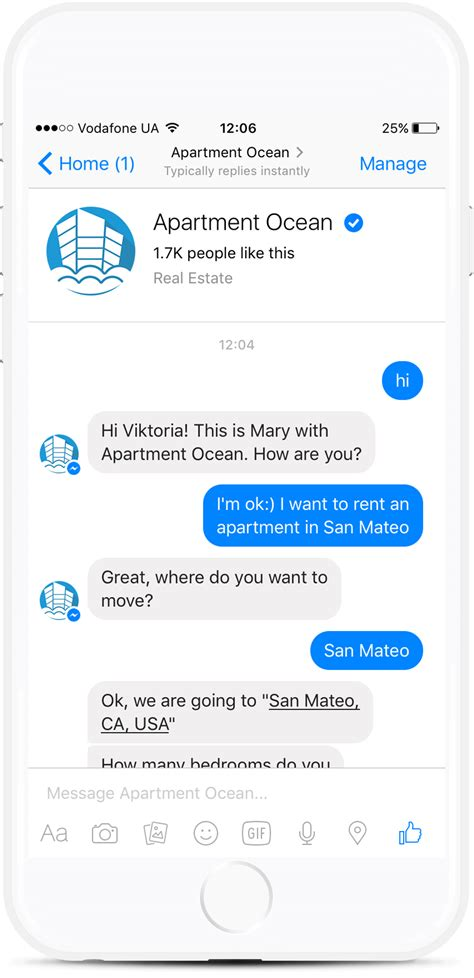 82 Chatbot Templates For Facebook Messenger Botmakers Chatbot Template